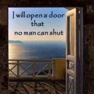 *Door