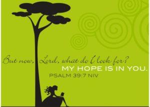 *Hope