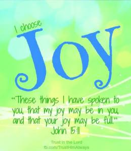 I Choose Joy-Becky