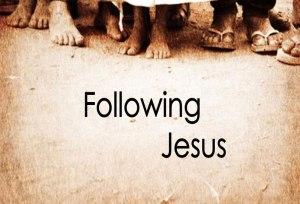 *Following Jesus