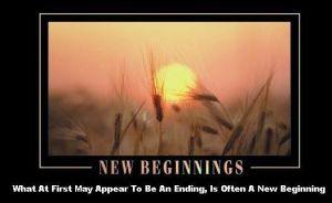 *Beginning