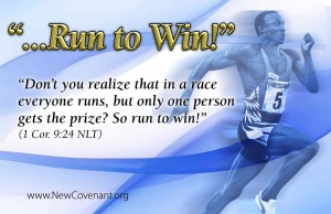 *Run Race To Win