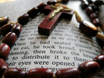 rosary-and-bible